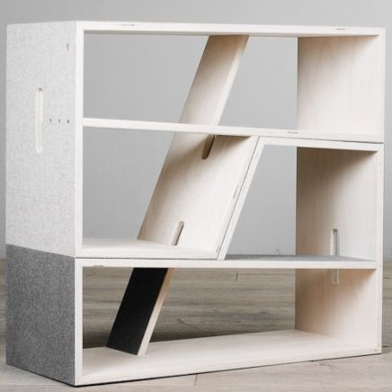 Pauli Shelf and Seat