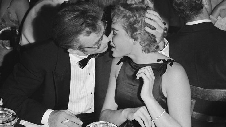 james dean and celebrity dates | The Kiss, 1955: James Dean and Ursula Andress Go Out on a Date