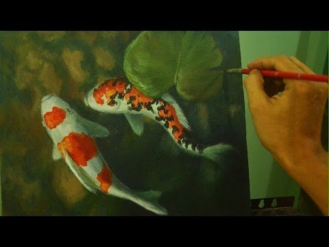Impressionistic Painting Techniques with Ann Feldman - YouTube
