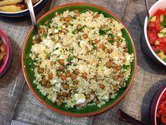 Nieuw recept: Bulgur salade met kapucijners  http://wessalicious.com/bulgur-salade-met-kapucijners/