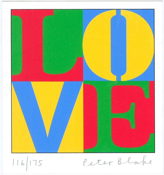 Professional Screeding Pop And Painting Designs Works: Peter Blake - Pop Art
