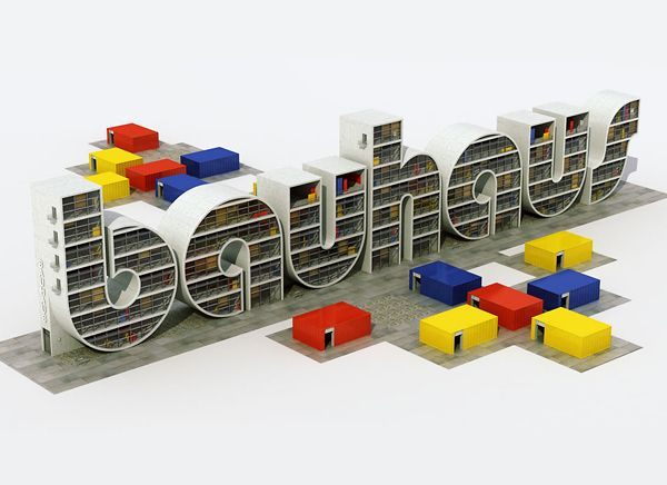 3D Type Collection from Chris LaBrooy
