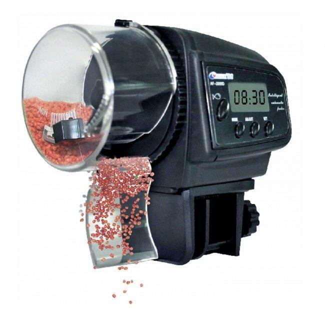 Alimentador Automático Digital para Aquário AF-2009d - Meco - Petshop