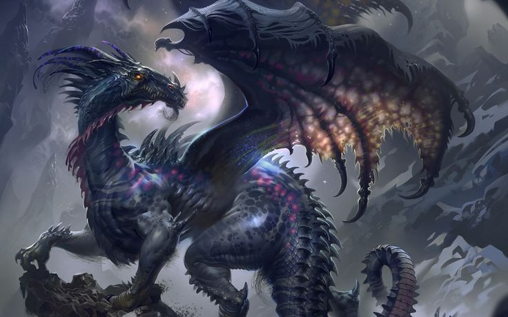 dragon images | Dark Dragon HD Wallpaper #4298