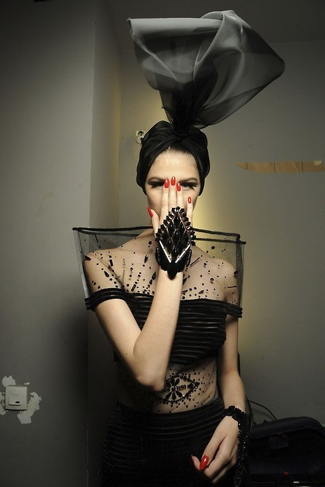 fashionable hand