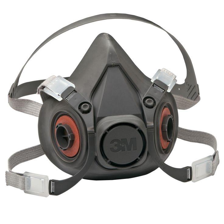 3M - 6300 Konfor Yarım Yüz Maskesi 3M Solunum Koruma Maskelerini hangi iş sahasında kullanırsanız kullanın,geniş 3M filtre programı size mükemmel emniyeti sağlar ve çok yönlü kullanım olanakları sunar.Program o şekilde inşa edilmiştir ki,tüm filtreler Süngü-Geçme Sistemi ile bütün 6000 ve 7000 serleri maskelere uyar.