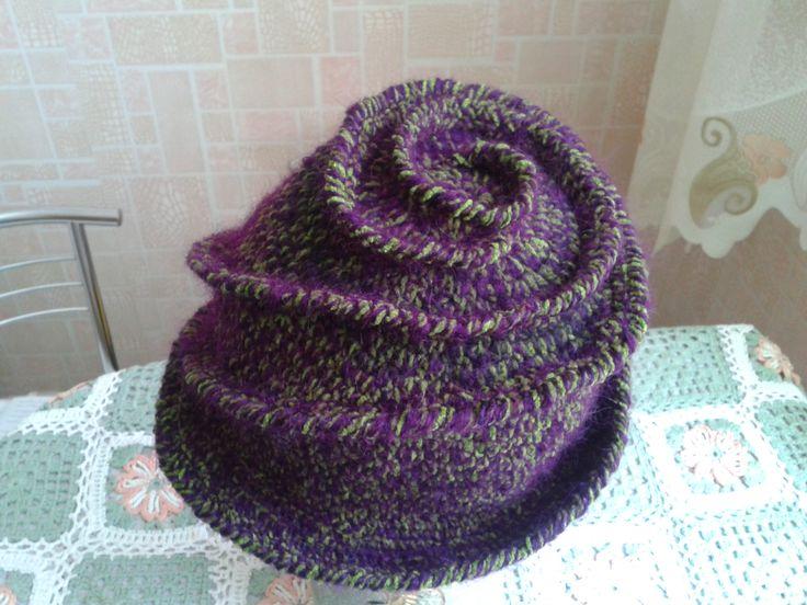 """моя шляпка """" спираль"""""""