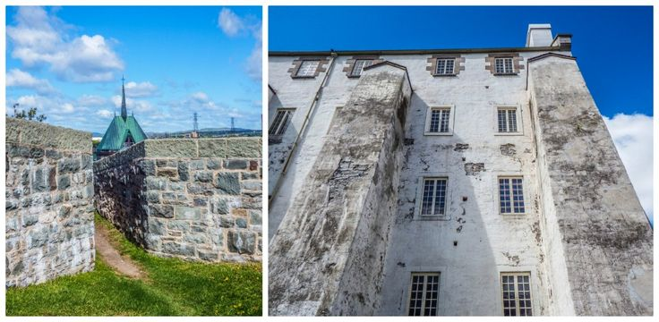 Quebec portes fortifications | Québec City // the Europe you can drive to - MWL