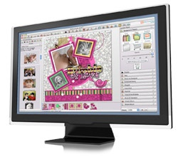 """New Digital Scrapbooking Software I want to try... use """"STMMMS37341"""" at checkout to save $10."""