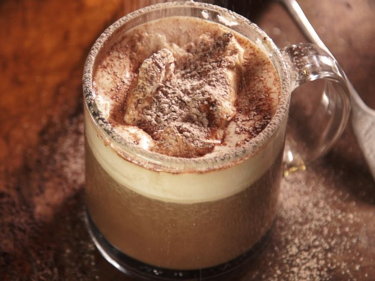 Make it a boozy brunch with Nancy Fuller's Dressed Up Irish Coffee.