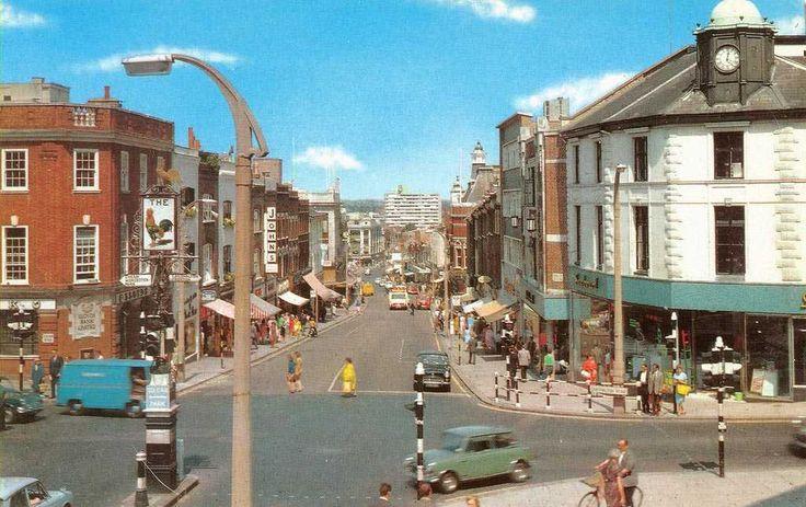 Surrey, Sutton in the 1960's