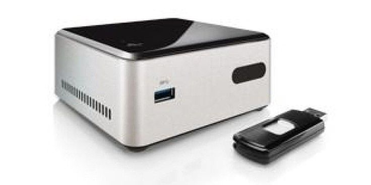 Intel NUC Kit Celeron N2820 2.4GHz HDMI Barebone - Ebuyer