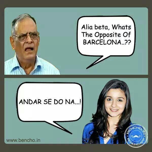 #lol ye toh smart hai baut :-/ -_- @indianjokes