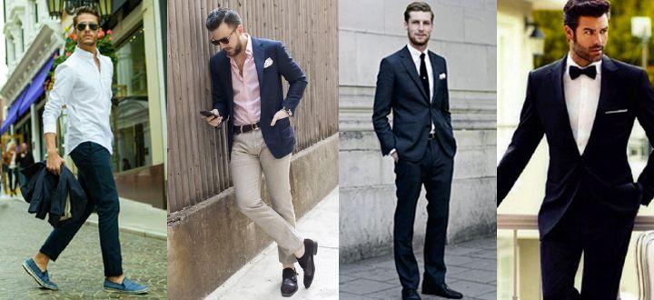 Dress Code: decifrando os trajes Esporte, Esporte Fino, Passeio Completo e Black…