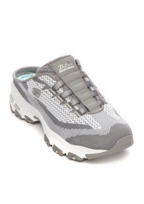 skechers d lites Grey
