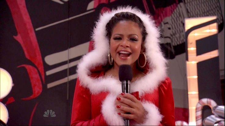 Christina Milian Photos: The Voice Season 3 Episode 32