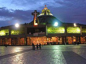 La Basilica de Guadalupe, Mexico City