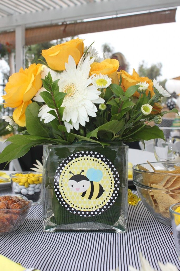 99 best bees party images on pinterest