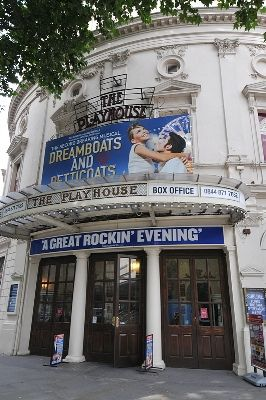 The Playhouse Theatre London: Dreamboats and Petticoats