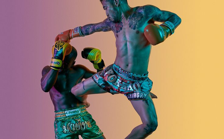 "Check out this @Behance project: ""Muay Thai Boxers"" https://www.behance.net/gallery/61875925/Muay-Thai-Boxers"