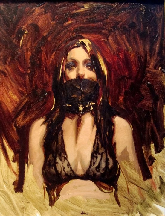 Paitning by Michael Hussar