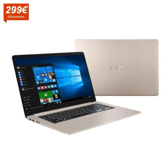 1d054fdd774 ASUS PC Portable S510UN-BQ223T 15