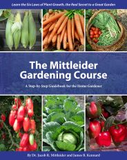 Growfood.com » The Mittleider Gardening Course – New & In Full Color