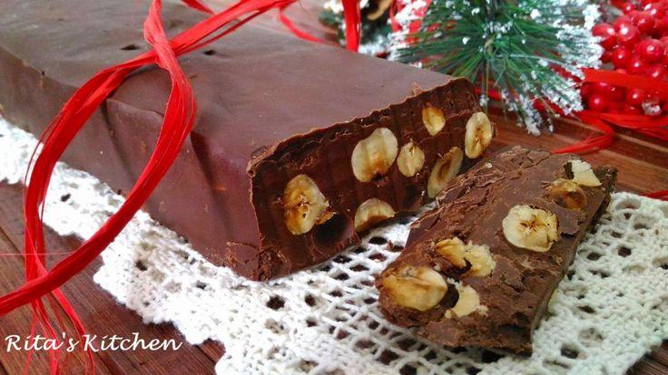 Torrone al cioccolato, una ricetta facilissima