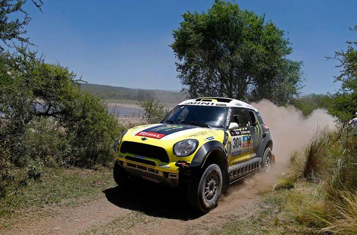 Dakar 3a Tappa - Barreda Bort porta a tre le vittorie Honda, a Roma il successo delle auto