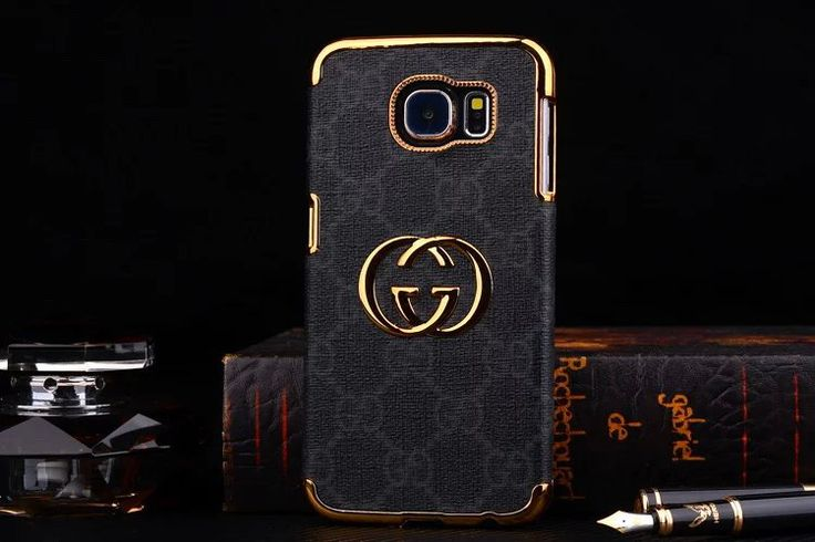 Best Gucci Galaxy S7 Case Cover Black