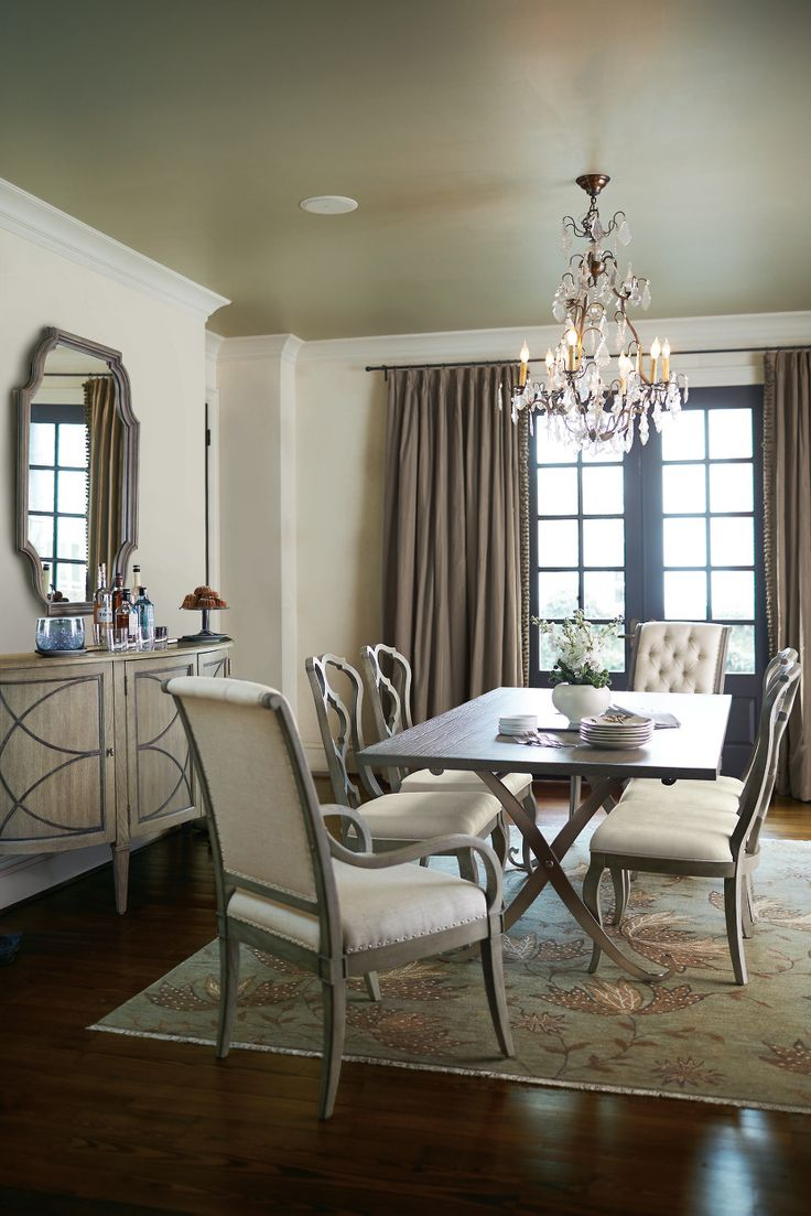 Best Interiors D I N I N G R O O M S Images On Pinterest - Bernhardt dining room furniture collections