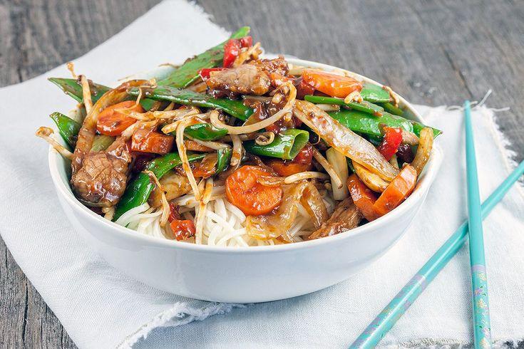 Ontdek bijzondere, mooie maar vooral lekkere hoofdgerechten. Heb je zin in vlees, vis, iets vegetarisch of een salade? Maak een keuze uit onze recepten en kook het hoofdgerecht waar je zin in hebt!