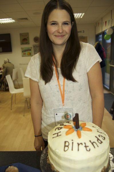 Sarah's Birthday Cake for the Cafe! - CringlefordHub