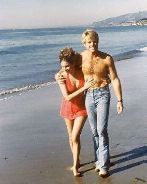 The Way We Were (1973). Barbra Streisand & Robert Redford.  Helen......if you are out there, this ones for you...I know how much you love Barbra...