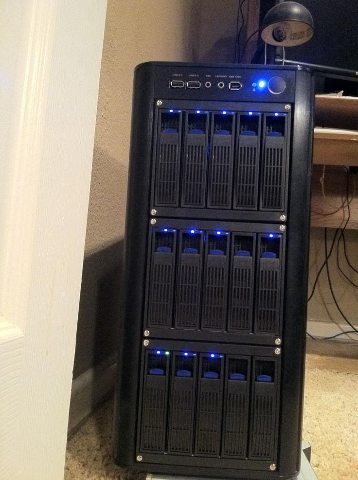 25 Best Images About Diy Home Server Amp Nas Builds On