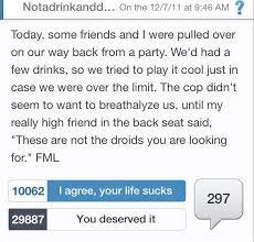 fml stories lolololol