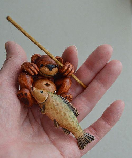 Jůů, už jsem jako Jakub rybář! :)