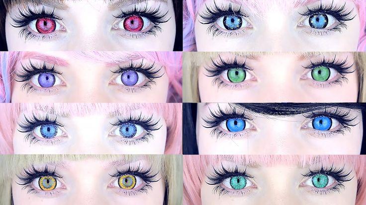 ☆ Uniqso 11 Circle Lenses Review ☆