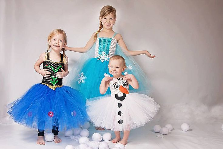 Whether your child wants to dress up as Olaf ($45), Princess Anna ($60), or Queen Elsa ($65), they're sure to look adorable in these handmad...