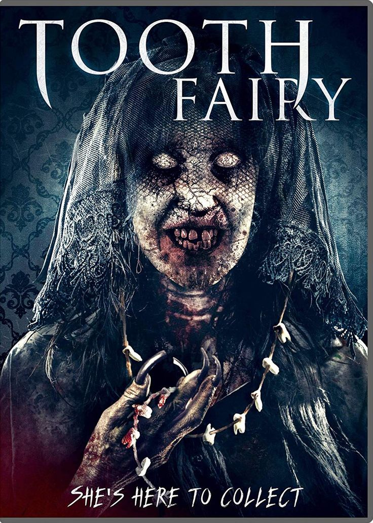 TOOTH FAIRY DVD (ITN DISTRIBUTION) Scary films, Horror