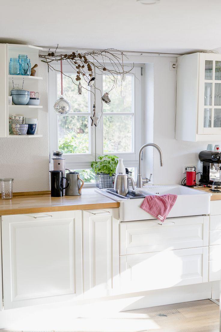 fensterzauber f r den advent und andere weihnachtsdeko kitchens pinterest k che fenster. Black Bedroom Furniture Sets. Home Design Ideas