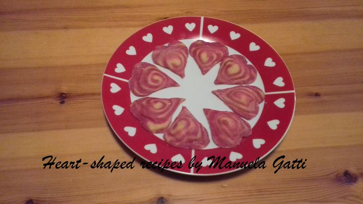 pinwheel heart shaped ravioli
