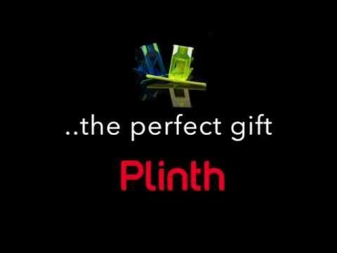 The perfect gift for your iPad - the Plinth adjustable tablet stand