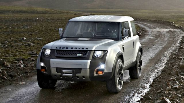 2019 Land Rover Defender May Be Getting A Hybrid Or Electric