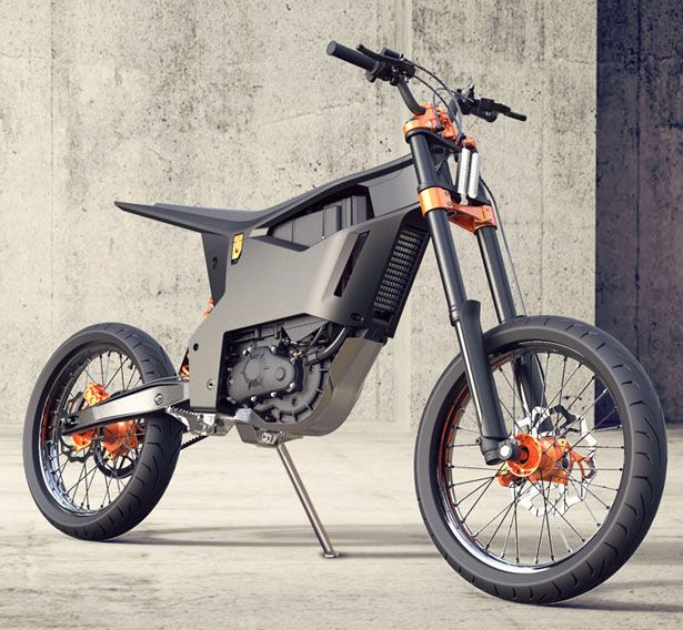 KTM DELTA is an electric-mobility-concept for hipsters, a subculture of young people, with which they can explore the city, based on the driving style of a single speed bicycle. It's a bike that sets itself and the driver in scene.