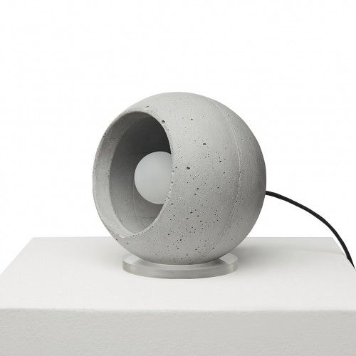 Schön Superfly Concrete Ball Table Lamp
