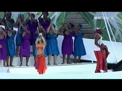 Shakira: Hips Dont Lie-Bamboo-Live at FIFA 2006 World Cup