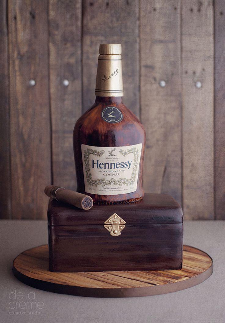 25 Best Liquor Bottle Cake Ideas On Pinterest 21st