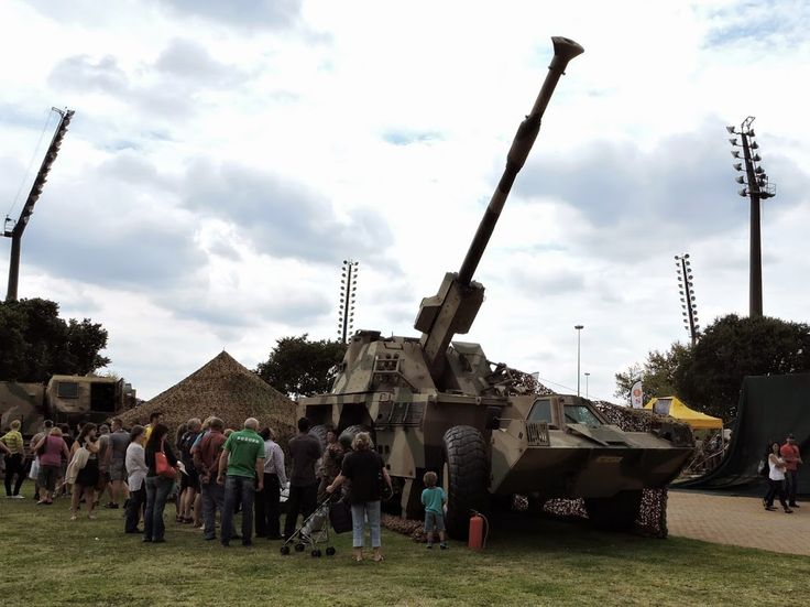 Rand Easter Show 2015, Johannesburg, South Africa