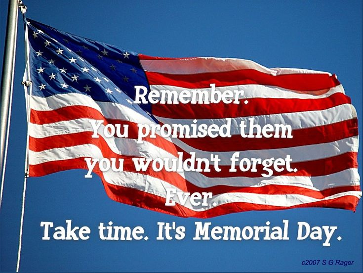 Memorial Day | Memorial Day | Pinterest | Memorial Day, Memories and Day